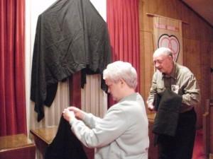 cloth for the altar