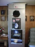 VBS spaceship