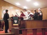 charge conf choir