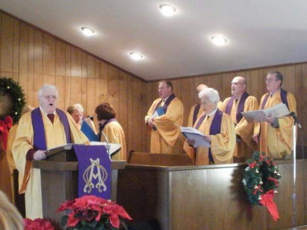 choir contata