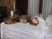 communion leftovers