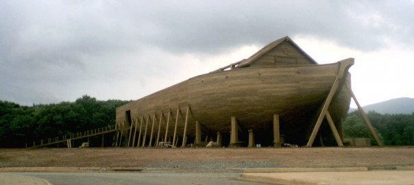 Noah Built The Ark In The Sunshine