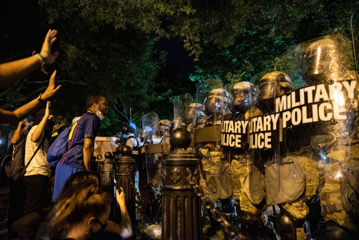 george floyd protest may 2020